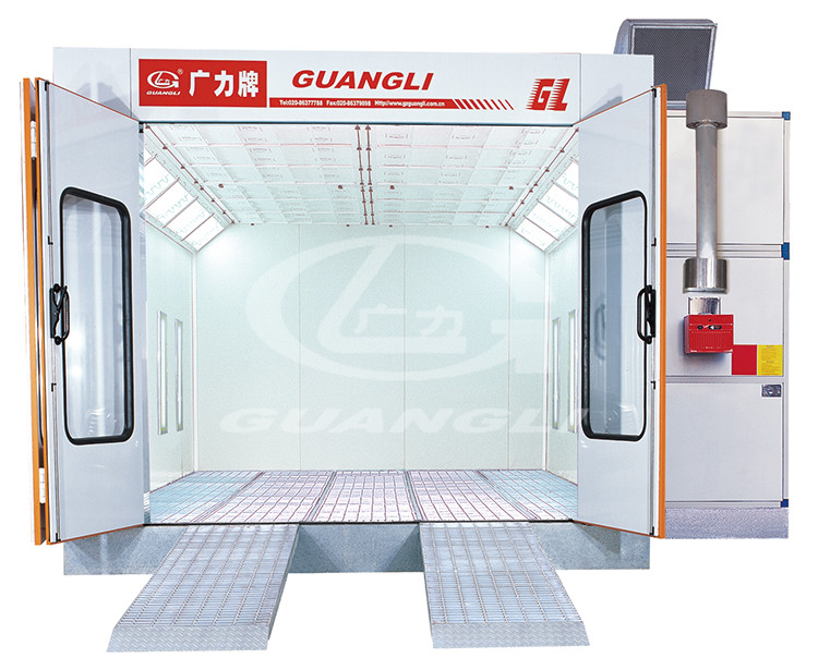 GL4-CE Spray Booth
