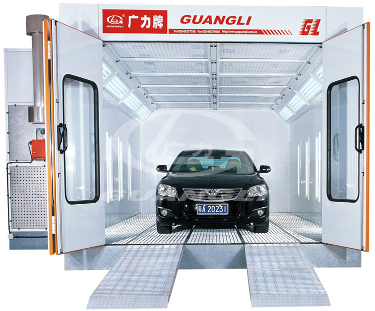 Auto Spray Booth/Paint Room with Constant Temperature Spraying