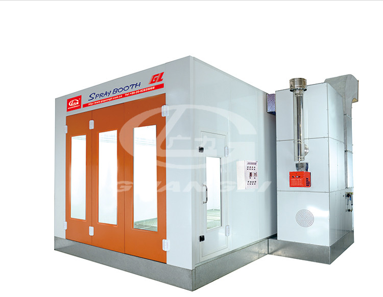 Chinese Spray Booth supplier