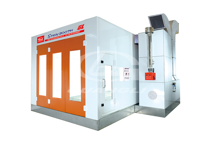 Spray Booth on sale