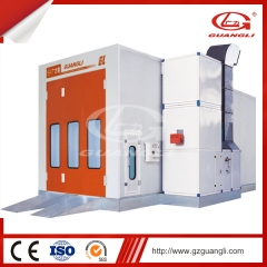 OEM and ISO Automobile Mid-size Spray Paint Booth Baking Oven