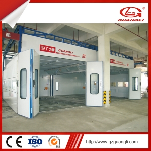 Powder Coating Line for Car Service