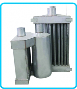 Spray Booth Heat Exchanger