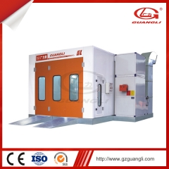Factory Supply Car Booth