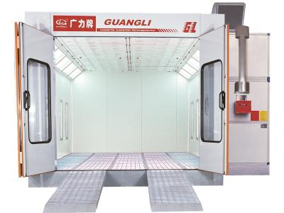 Garage Equiment Paint Booth
