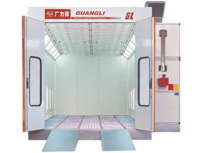 Auto Spray Booth