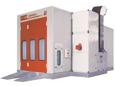 OEM Auto Bus Spray Paint Booth